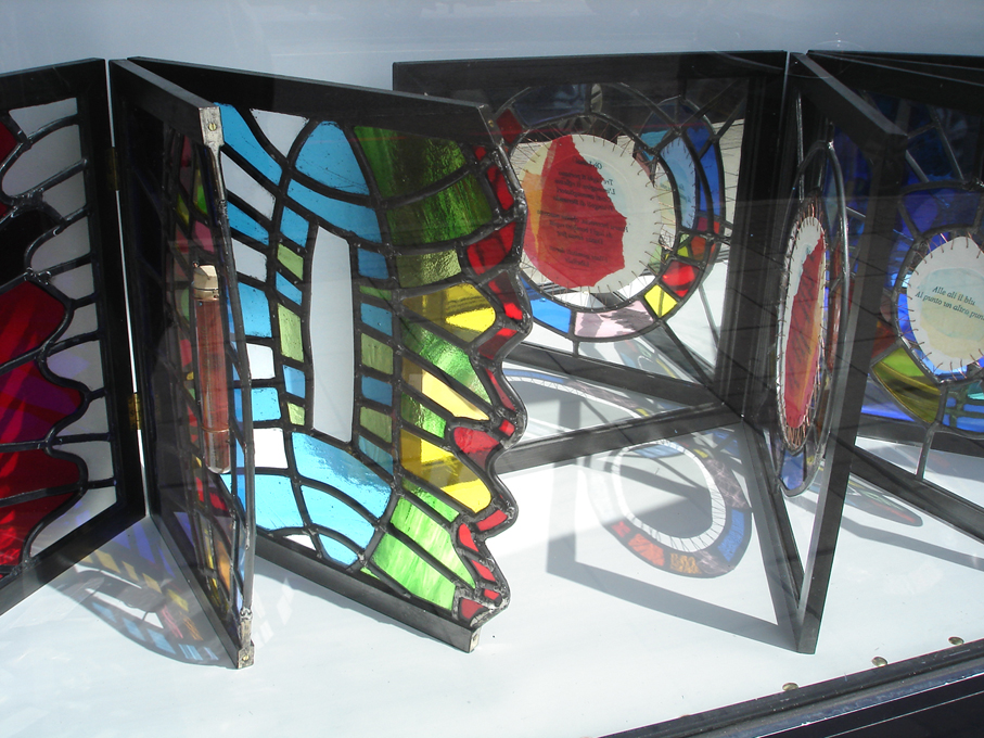 Stained Glass Book (4/5)