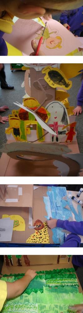 Giant Cardboard Pop-ups 2 (1/6)