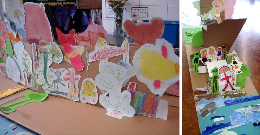 Giant Cardboard Pop-ups 2 (4/6)