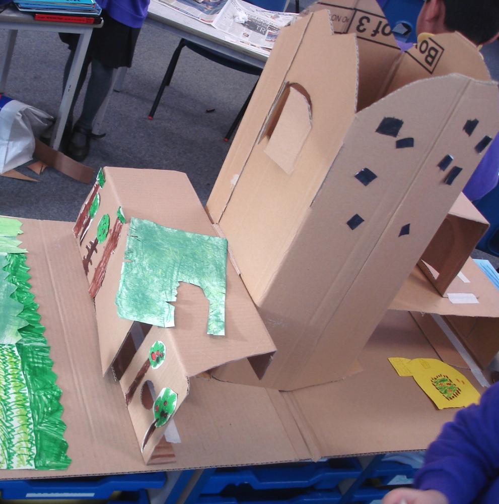 Giant Cardboard Pop-ups 2 (6/6)
