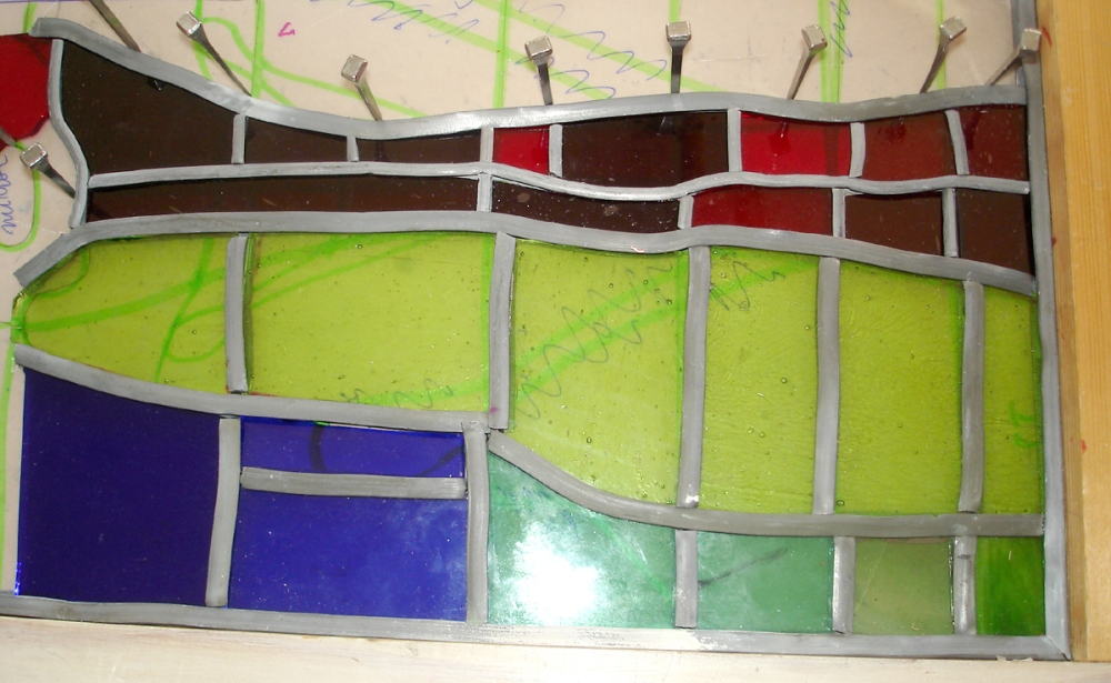 Stained Glass Book (3/5)