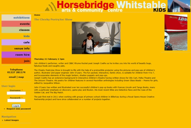 horsebridge half-term