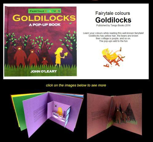 goldilocks webpage