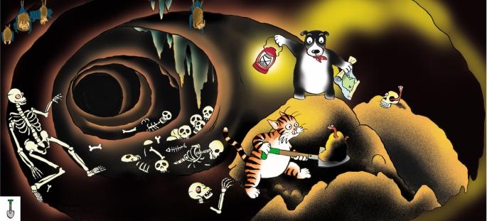 Pirate Treasure Hunt Sp 05 Cave 1st