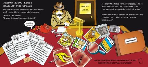 detectivepawstheoffice