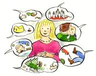 Und dann sagten mir die Kolleglnnen... - Schwangerschaft (Pregnancy Magazine, Germany)
