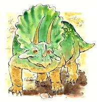 Vu et Lu - Dinosaures - Nelson