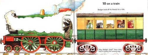 trainbadger