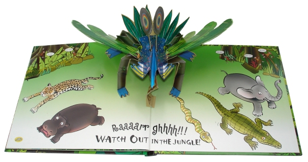 Watch Out in the Jungle! - Tango Books